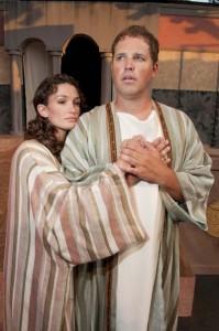 Julius Caesar at Shakespeare Orange County
